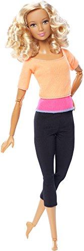 Barbie - Muñeca movimientos sin límites, 1 unidad [modelos surtidos]
