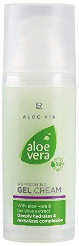 LR ALOE VIA Aloe Vera Erfrischende Gel Creme 50 ml