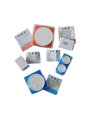 juler Laborgeräte und -ausrüstung Umgang mit Flüssigkeiten und Flüssigkeiten Mikroporöse Membran 13 25 50mm gemischte Membran aus Wasser 0,22 0,45um Organische Nylon-Filtermembran,Weiß,E -