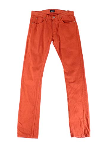HUDSON Mens 5-Pocket Sartor Slouchy Skinny Jeans -