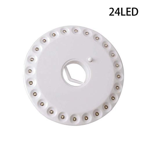 Musewanna 48/24 LED Birne Warmes Weiß CFL Ersatz LED Disc Glühbirne für Unter Küche Kabinett, Schrank, Schrank, Showcase Beleuchtung - Küche-kabinett Im Freien