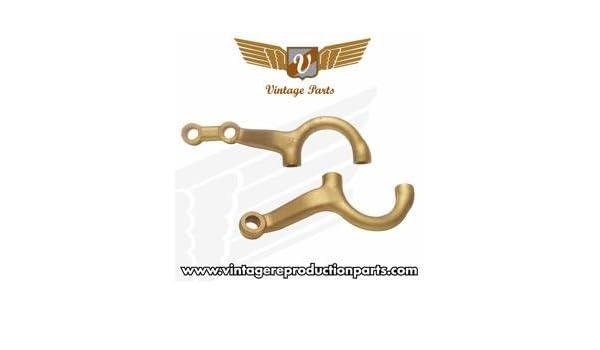 Pair Vintage Parts 61605 1-3//4 Steering Arm Set