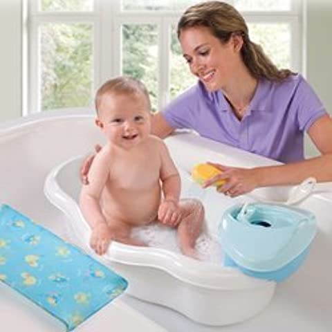 Summer Infant Newborn-To-Toddler Bath Center & Shower (Discontinued by Manufacturer) by Summer Infant, Inc.