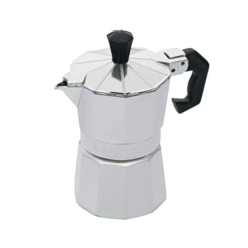Kitchen Craft Le'Xpress - Cafetera Italiana (1 Tazas, 40 ml)