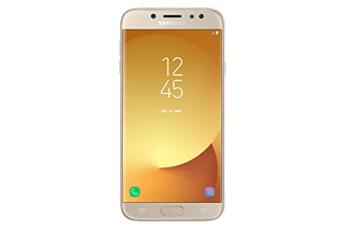 Samsung Galaxy J7 Duos Smartphone (13,93 cm (5,48 Zoll) Touch-Display, 16 GB Interner Speicher, Android 7.0) Gold