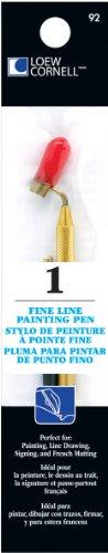 Unbekannt loew-Cornell Fine Line Malerei Federbreite, andere, Mehrfarbig