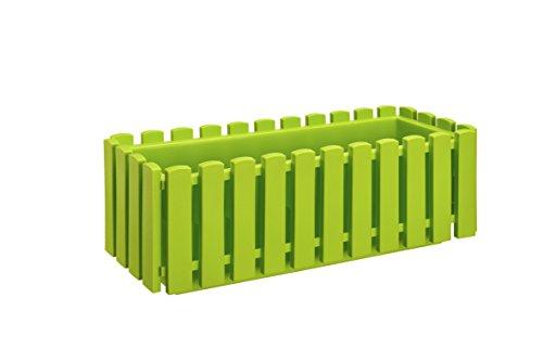 Plastkon fency 50cm Finestra Box erbsengrün