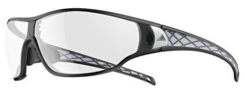 Adidas Brille a191 tycane L coal reflective 6063 VARIO