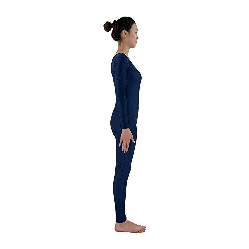 ex Zentai Bodysuit Catsuit Tanz Kostüm Erwachsene Größe Auswahl - L (Spandex Bodysuit Halloween)