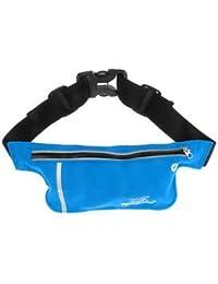 ELECTROPRIME Unisex Ultra-thin Outdoor Running Bum Bag Waist Bag Sports Pockets Bag