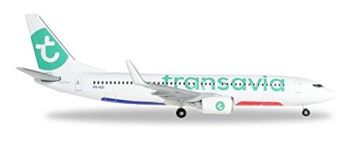 Herpa 528054-001-transavia Boeing 737-800, Vehículo
