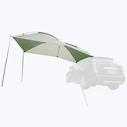 CX ECO Selbstfahrende Ausrüstung Tour Barbecue Regen Visier Outdoor Camping Heckklappe Zelt Fahrzeug Auto Markise Verlängerung Winddicht Anti UV Zelt -