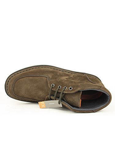 FRAU , Chaussures de ville à lacets pour homme testa di moro - testa di moro