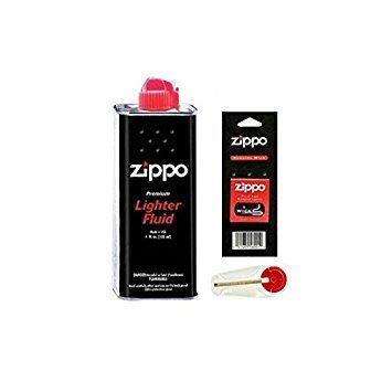 Zippo Recharge d'essence pour briquet +...