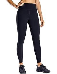 SIGNORE TRE QUARTI Ritagliata Capri Pantaloni Donna Semplici Elasticizzati Pantalone TASCHE 2