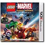 LEGO Marvel Super Heroes features an original story crossing all the Marvel families. Players take control of Iron Man, Spider-Man, The Hulk, Captain America, Wolverine and many more Marvel characters as they try to stop Loki and a host of other Marv...
