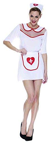 Rubies 's it30306-s-Disfraz para adultos Monja, S