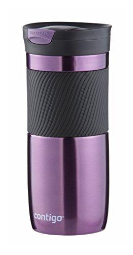 Contigo Trinkflasche Byron, Violet, 8 x 8 cm