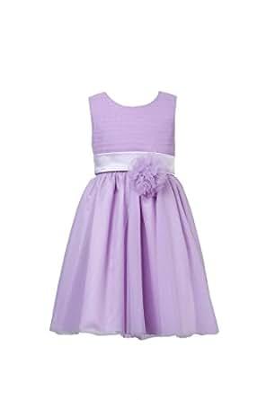 Yiyadawn Short Tulle Flower Girl Dress Bridesmaid Dresses