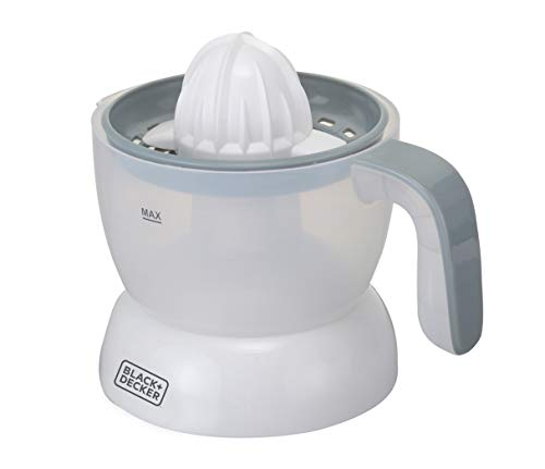 Black & Decker BXCJ0052IN 30-Watt Electric Citrus Juicer (White)