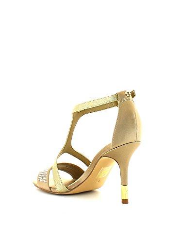 GUESS donna sandali con il tacco FL2DVOSAT03 beige Beige