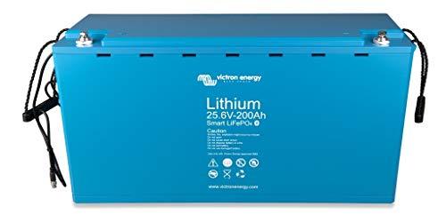 Victron LiFePO4 25,6/200 Smart Batterie 25,6V 200Ah 5120Wh