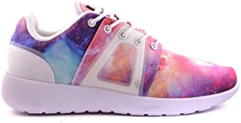 Asfvlt Mujer MCBI026001O Multicolor Tela Zapatillas  Venta de calzado deportivo de moda en línea