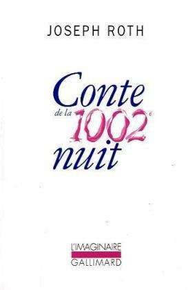 Conte de la 1002ᵉ nuit