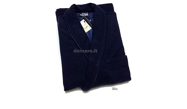 Vestaglia Da Camera Uomo : Dueffe vestaglia uomo pura lana vienna amazon abbigliamento