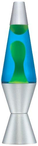 Lava Lamp Classic Lava Lamp, 14.5-inch, Green/ Blue Test