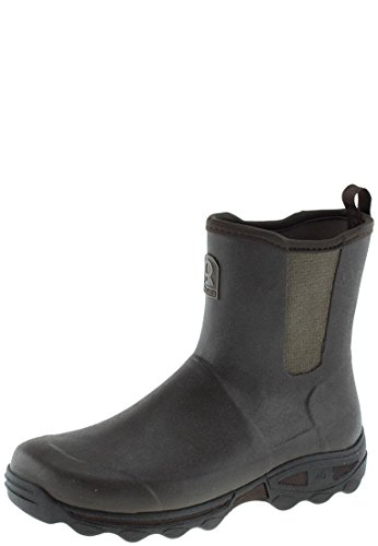 Rouchette CLEAN BOOT marron Wellington Boots