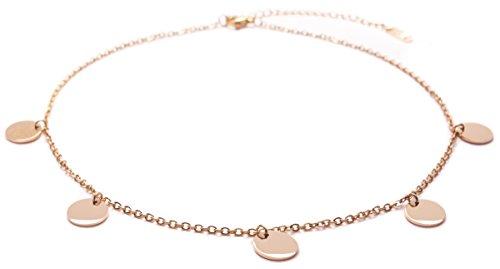 Zoom IMG-2 happiness boutique collana circolare oro