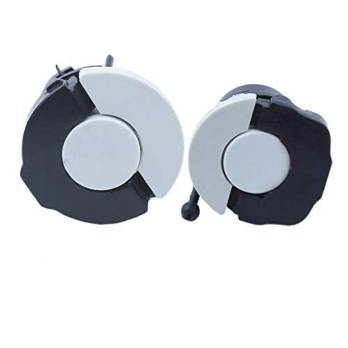 Haishine Fuel Gas Oil Tankdeckel für STIHL Kettensäge MS200 MS210 MS230 MS250 C MS260 MS380