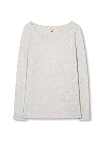Esprit, Pull Femme Gris (Pastel Grey 5)