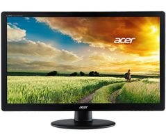 Acer Eb192q 18.5-inch Led Monitor (black) With 3 Yrs Warranty By Acer India Service Center.