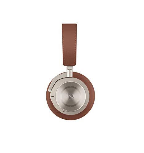 Bang & Olufsen Beoplay H9i Bluetooth Over-Ear Kopfhörer (Drahtloser, Active Noise Cancellation, Transparenz-Modus und Mikrofon) Terracotta (Limited Edition) - 4