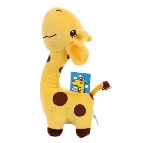 en Baby Kuscheltier, Plüschtier Giraffe, Kuscheltier Pippins ca 18cm ()