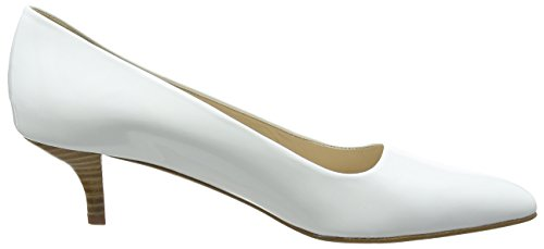 Paco Gil P2645, Damen Pumps Weiß (White)