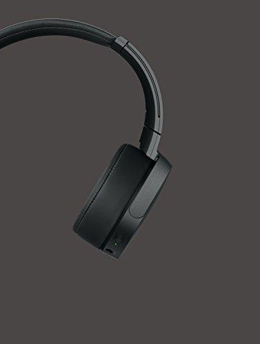 Sony MDR-XB950N1 kabelloser Kopfhörer mit Geräuschminimierung (Noise Cancelling, Extrabass, NFC, Bluetooth, faltbar) schwarz - 13