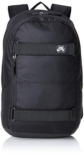 Nike SB Courthouse Rucksack, Black/White, 30 x 50 x 15 cm