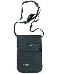 Tatonka Geldaufbewahrung Skin Neck Pouch RFID B - Mochila, color negro, talla 19 x 13 x 1 cm, 18.0 l