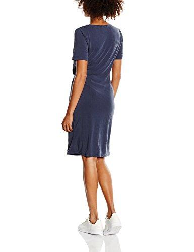 fransa Alluxe 1l Dress - Robe - Femme Bleu - Blau (Dark Peacoat 60468)