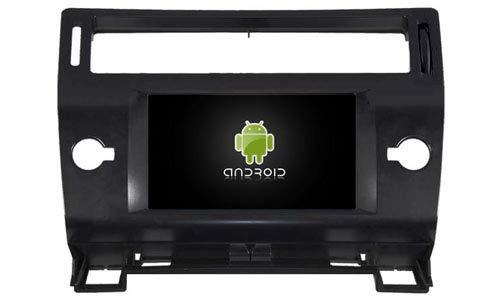 Citroen C4 / Android 8.0, Octa Core, 4GB RAM, 32 GB ROM/GPS...