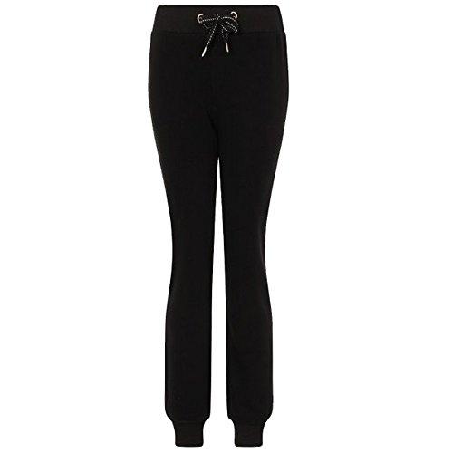 Riva Usa - Pantalon de sport - Femme Black (B)
