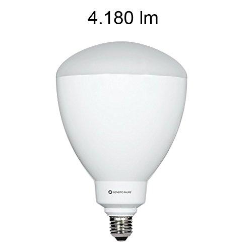 CUP 45W E27 220V 100º LED de Beneito Faure - Blanco frío, E40, 45W