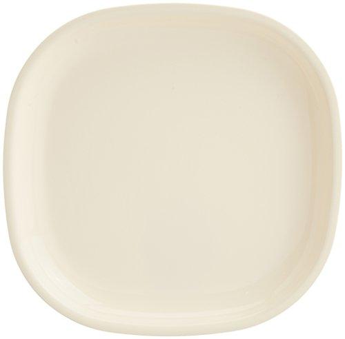 Signoraware Quarter/Snack Plate Set, Set of 6, Off White