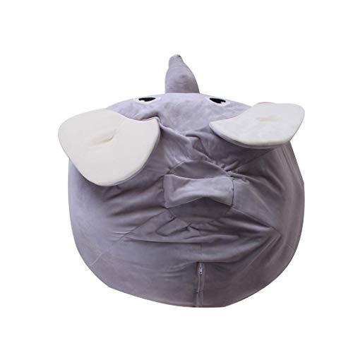 Fliyeong Baby Spielzeug Aufbewahrungstasche Kuscheltier Plüschtier Aufbewahrungstasche Sitzsack Home Organizer Weiche Tasche Aufbewahrungstasche Waschbar Faltbar, Große Kapazität B Hohe Qualität -