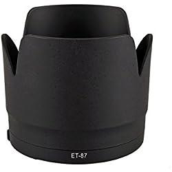 Generic de pétale ET-87Parasoleil de remplacement pour Canon EF 70-200mm f/2.8L IS II USM Téléobjectif zoom