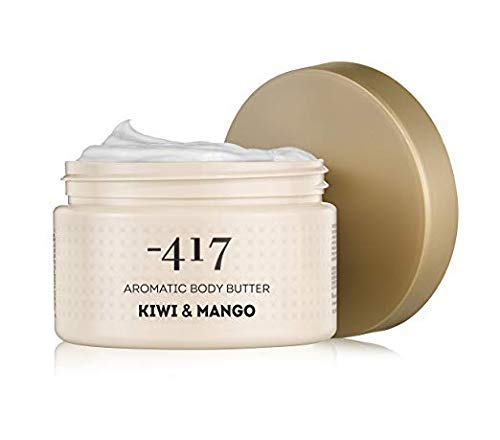 Minus 417 Dead Sea Cosmetics - Aromatic Body Butter-Kiwi & Mango - Wunderschönen Körper Butter