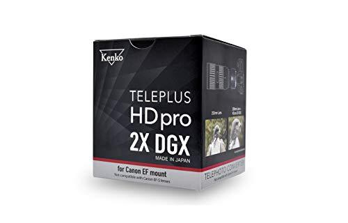 /Duplicatore per obiettivo Kenko HD Pro 2/X DGX/ Nero colore